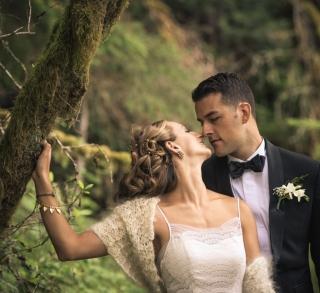 Talon gillis, wedding photographer, Kitimat bc wedding photographer, wedding in the woods, outdoor wedding, north coast wedding, stylish outdoor wedding, Prince Rupert wedding photographer,