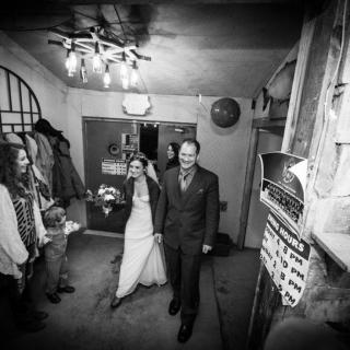Surprise wedding in Prince Rupert